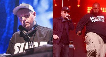 Checa el video para 'Nobody Speak' de DJ Shadow con Run the Jewels