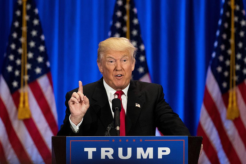Donald Trump asegura que está a favor del ahogamiento simulado
