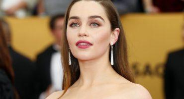 Emilia Clarke revela su versión del hombre ideal