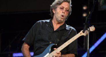 Eric Clapton sufre daños en su sistema nervioso que afectan su habilidad para tocar