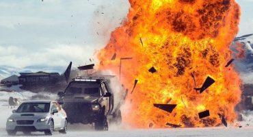 Revelan video de la filmación de 'Fast and Furious' 8 en Islandia