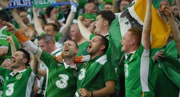No importa que Irlanda no gane la Euro, su afición ya es campeona