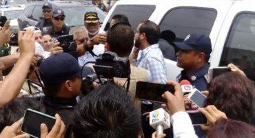 Fernando Yunes denuncia detención en Veracruz; Duarte lo niega