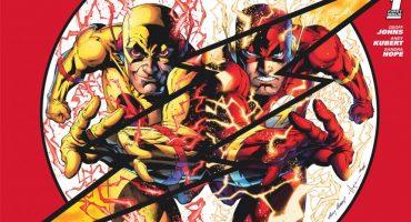 La nueva temporada de The Flash estará basada en Flashpoint