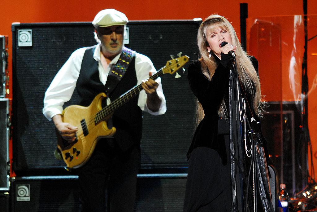 Al festival Glastonbury no le alcanzó para tener a Fleetwood Mac