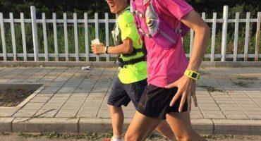 El Forrest Gump chino recorrió 222 km en 45 horas