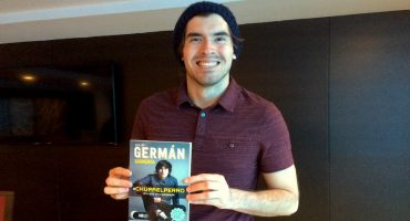 Platicamos con Germán Garmendia sobre el lanzamiento de su nuevo libro