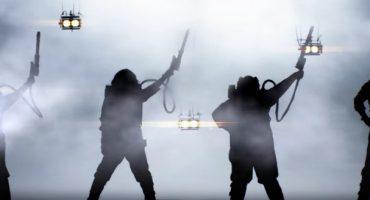 4 comediantes japonesas hacen un gran cover del tema de Ghostbusters