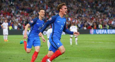Griezmann y Payet le dan el triunfo a Francia sobre Albania