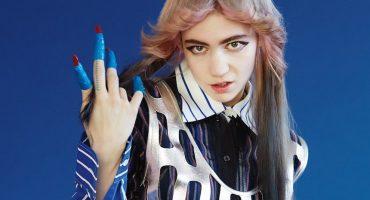 Grimes comparte siete nuevos videos musicales de un jalón