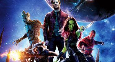 Es oficial, terminan la filmación de Guardians of the Galaxy 2
