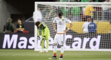 A la Selección Mexicana se le acabó la suerte