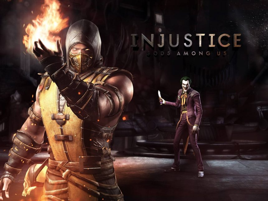 Ed Boon nos finta con la idea de Mortal Kombat 11 o Injustice: God Among Us 2
