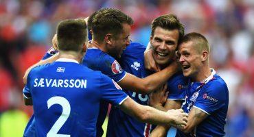 Islandia le gana a Austria y clasifica a los Octavos