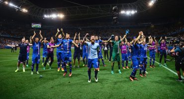 Sorpresas en la historia del futbol al estilo Islandia