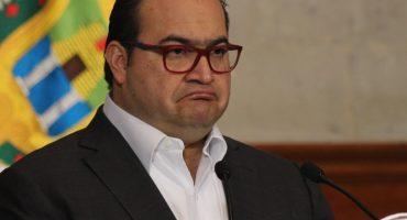 ¿Ahora sí? PGR investiga a Javier Duarte por enriquecimiento ilícito y peculado