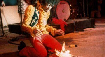 En 1967 Jimi Hendrix se presentó en Monterey Pop y cambió al mundo