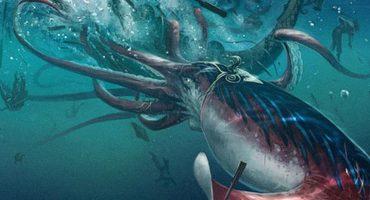 WTF!? ¡Google Earth captó la imagen de lo que podría ser El Kraken!