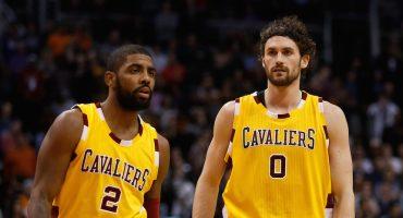 Kyrie Irving y Kevin Love, la clave en las Finales de la NBA