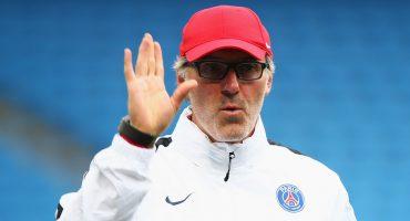 A Laurent Blanc lo corren y se lleva 22 millones de euros