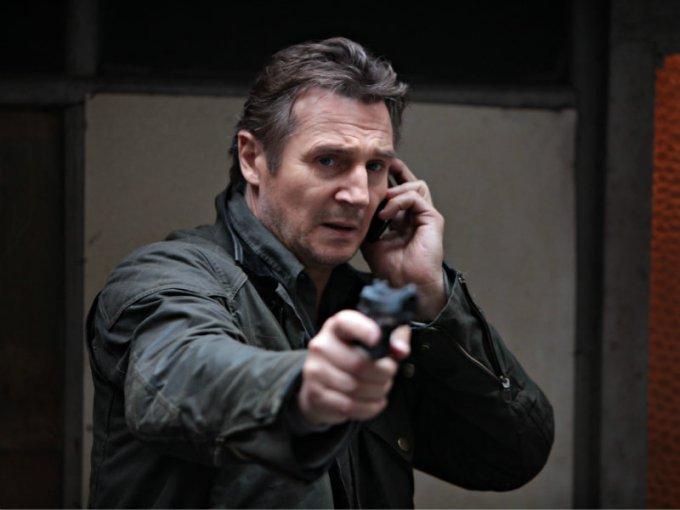 Por jugarle al Liam Neeson en