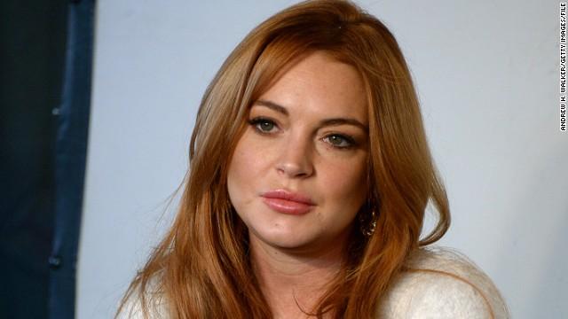 Al parecer, Lindsay Lohan culpa a Hollywood por la muerte de Anton Yelchin