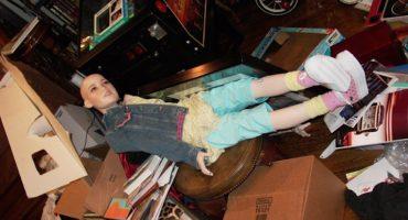 Michael Jackson también tenia maniquíes de niños en Neverland