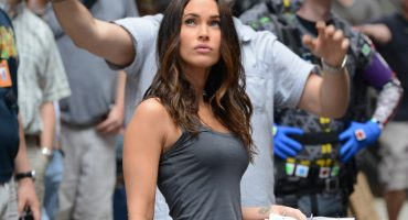 Megan Fox en exclusiva para Sopitas.com sobre Teenage Mutant Ninja Turtles 2