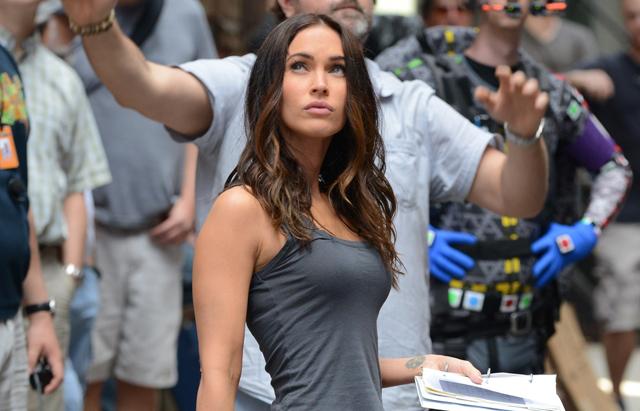 Megan Fox en exclusiva para Sopitas.com sobre Teenage Mutant Ninja Turtles 2