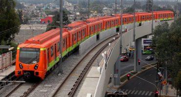 ¡Abusados! El Metro capitalino circulará más lento por la lluvia