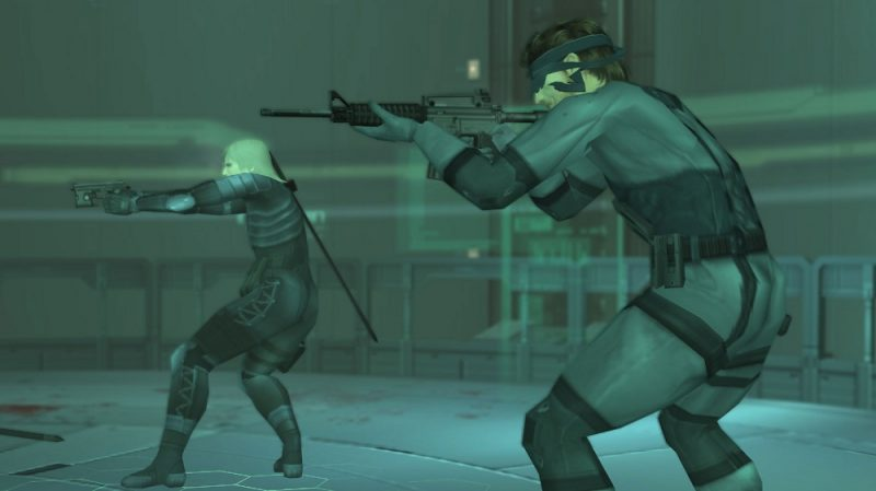 Apología a los Ninguneados: Metal Gear Solid 2: Sons of Liberty