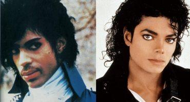 Según nuevas grabaciones, a Michael Jackson no le agradaba mucho Prince