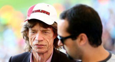 Mick Jagger y su maldición en el futbol