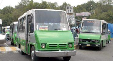 Mancera asegura que ya no habrá microbuses en la CDMX