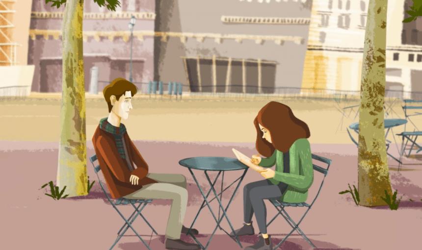 A Moment: Un cortometraje animado que sin duda deben ver