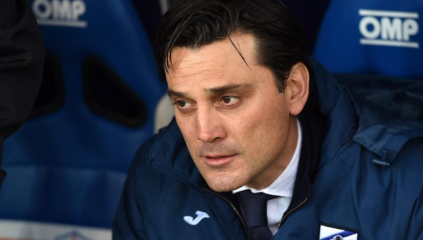 Vincenzo Montella se convierte en el estratega del AC Milán