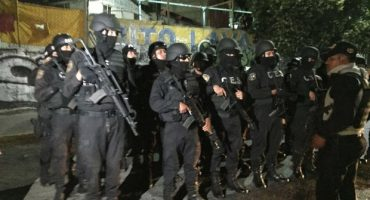 Se genera caos tras motín en el penal de Barrientos de Tlanepantla