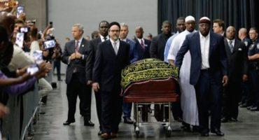 Así fue el funeral de Muhammad Ali