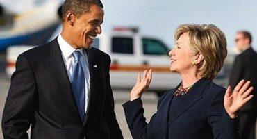 Barack Obama y Hillary Clinton de acérrimos rivales a grandes amigos
