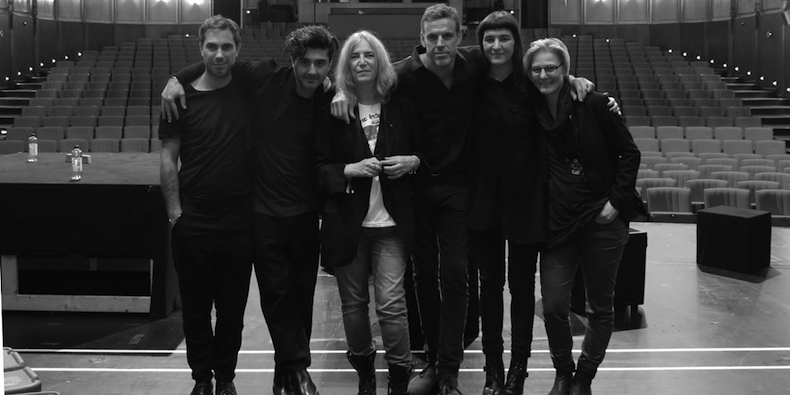 Patti Smith, su hija y Soundwalk Collective lanzan álbum homenaje a Nico