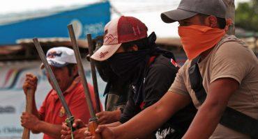 Comunidad indígena de Chilapa crean policía comunitaria