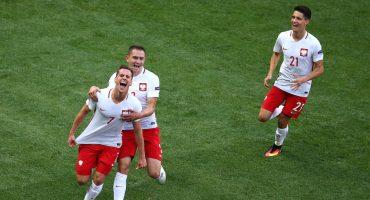 Polonia vence a Irlanda del Norte en su debut en la Euro 2016
