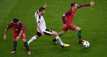 Portugal lo tuvo, pero empató sin goles con Austria