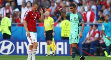 Hungría y Portugal nos regalan un empate espectacular