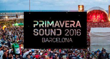 Sigue en vivo las actividades del segundo día del Primavera Sound 2016