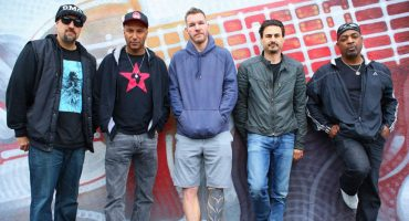 Ve el debut de Prophets of Rage (Rage Against the Machine, Public Enemy y Cypress Hill)