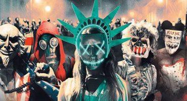 The Purge 3: Election Year; un mundo con 12 horas de violencia sin freno