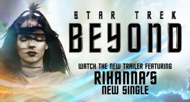 """¡No se pierdan el trailer de Star Trek: Beyond con """"Sledgehammer"""