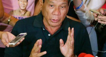 """Presidente de Filipinas admite que abusó de empleada;  fue para """"dramatizar"""", dice vocero"""