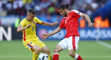 Rumania y Suiza se reparten los puntos